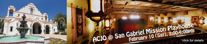 2/10-San Gabriel Mission Playhouse
