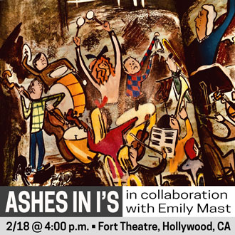Ashes in I's @ the Fort Theatre